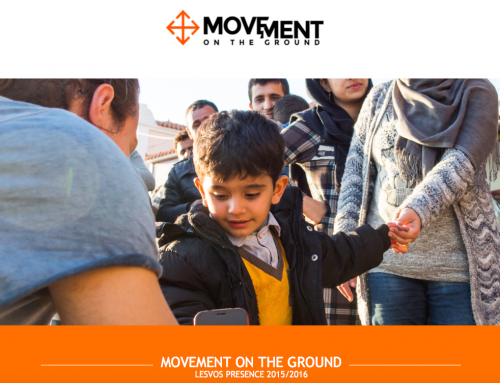 First Pilot Partner : Movement on the Ground (MOTG)
